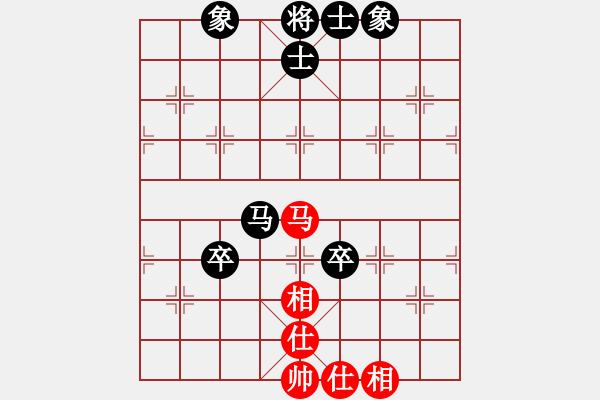 象棋棋谱图片:金海英 先和 王琳娜 - 步数:140