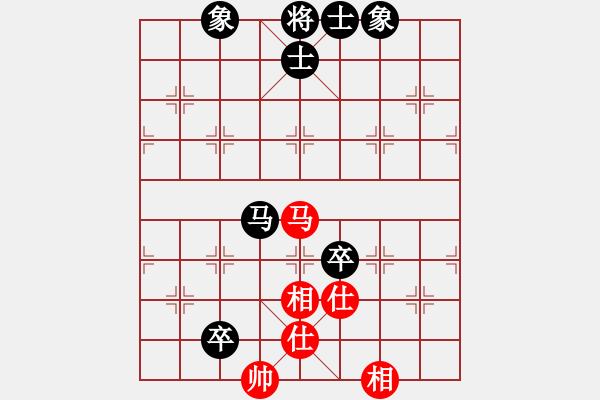象棋棋谱图片:金海英 先和 王琳娜 - 步数:145