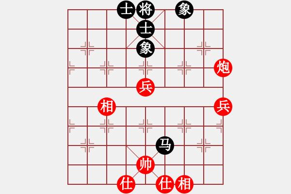 象棋棋谱图片:浙江民泰银行 赵鑫鑫 和 广东碧桂园 许银川 - 步数:93