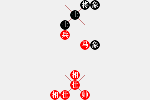 象棋棋谱图片:厦门 郑一泓 和 浙江 赵鑫鑫 - 步数:100