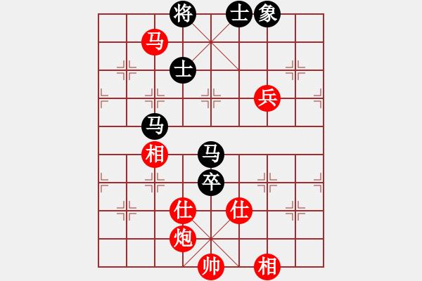 象棋谱图片:2019年第16届威凯杯全国象棋等级赛韩强先胜余小舟5 - 步数:123