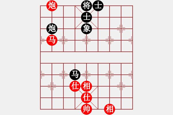 象棋棋谱图片:儿科医生(月将)-和-四海亮剑(日帅) - 步数:120