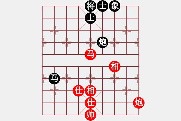 象棋棋谱图片:儿科医生(月将)-和-四海亮剑(日帅) - 步数:200