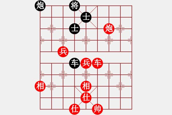 象棋棋谱图片:杭州 王天一 先胜 赵金成 - 步数:130