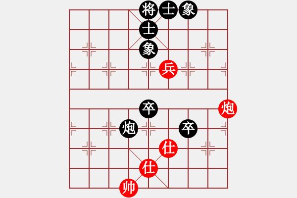 象棋棋谱图片:烂冬瓜(6段)-和-大象小象(2段) - 步数:110
