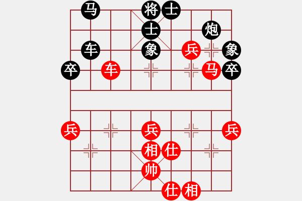 象棋棋谱图片:bbboy002(0舵)-胜-htliew(2舵) - 步数:60