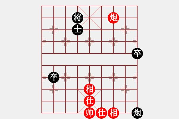 象棋棋谱图片:张强       先和 吕钦       - 步数:101