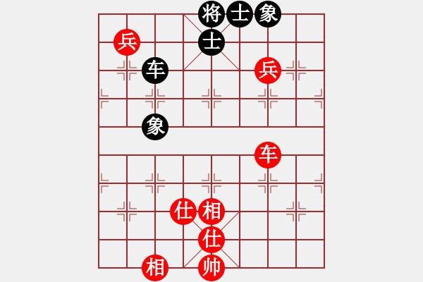 象棋棋谱图片:第245局 车双兵士相全和车士象全(一) - 步数:0