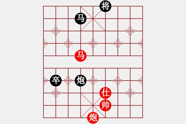 象棋棋谱图片:B马炮类-第06局 - 步数:0