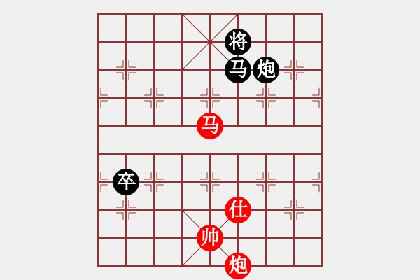 象棋棋谱图片:B马炮类-第06局 - 步数:15