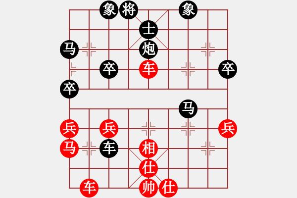 象棋棋谱图片:E70 七十3 E59 贰 硬吃某一路的子 让对方该路的子来吃来吃 对方吃后此路变薄 攻方则有棋 - 步数:0